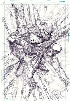 Spiderman by Todd McFarlane