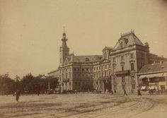 Ratusz, rok 1870