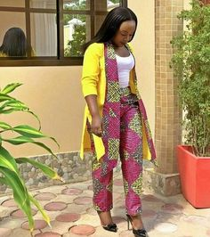 african print fashion trend