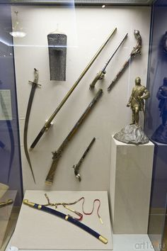 Circassian Cherkess Weapons