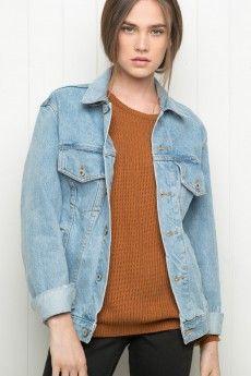 Amara Denim Jacket
