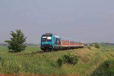"Bombardier 35197 - DB Regio ""245 202-7"" Db Ag, Diesel Locomotive, German, Train, Adventure, Deutsch, German Language, Adventure Movies, Adventure Books"