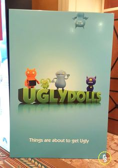 Robert Rodriguez Announced to direct UGLY DOLLS Movie!