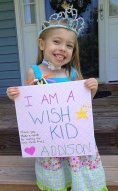 Adult Make A Wish Foundation