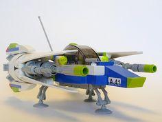 space racer #flickr #LEGO #space #MOC #racer