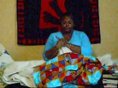 African American Quilting Part 1 of 4