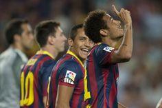 Las imágenes del Barça-Real Sociedad