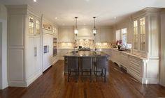 ... <b>Shaped</b> Kitchen With Island, Floor, <b>U</b> <b>Shaped</b> <b>House</b> Design, Kitchens