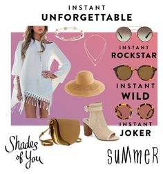 """Shades of You: Sunglass Hut Contest Entry"" by marianti on Polyvore featuring Prada, Sophie Hulme, Sam Edelman, Michael Kors, Ippolita, J.Crew, Giorgio Armani, Miu Miu and shadesofyou"