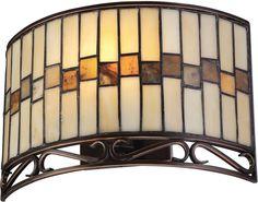 0-005374>Omora 1-Light Wall Sconce Dark Bronze