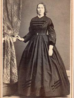 Greene NY Civil War Era Couple Very Tall Very Appealing Mature Lady Gent CDVs | eBay