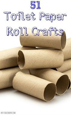 toilet paper roll crafts to get you started!DIY Finger Puppet Kits Toilet paper tube snakePoinsettia Christmas ornament from a toilet paper tubeFaux metal w