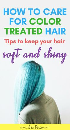 Best Hair Moisturizer Tips: How to care for hair color. DIY hair moisturizer plus my favourite products