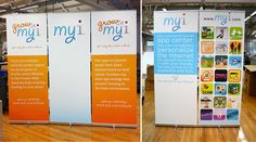 Tradeshow stands