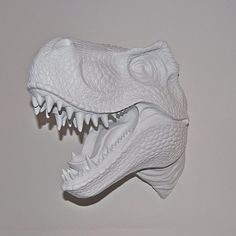 DINOSAUR HEAD BY STREAMLINE - Google Search