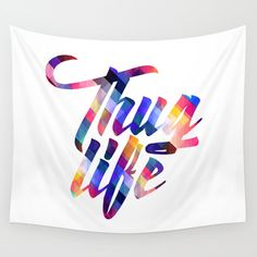 Cool Thug Life Design Wall Tapestry by diardo Life Design, Wall Design, Home Goods Decor, Home Decor, Thug Life, Abstract Styles, Wall Tapestry, Towels, Beautiful Homes