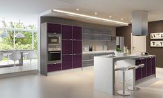 Cozinha espaçosa para toda família curtir bons momentos juntos!