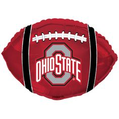 """21"""" Ohio State University Foil Balloon/Case of 5 Tags: Ohio State University; Foil Balloon; Collegiate; Ohio State University Foil Balloon;Ohio State University party decorations; https://www.ktsupply.com/products/32786350946/21doublequote-Ohio-State-University-Foil-BalloonCase-of-5.html"""