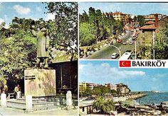 bir kartpostalda #Bakırköy (1970ler)  #istanlook