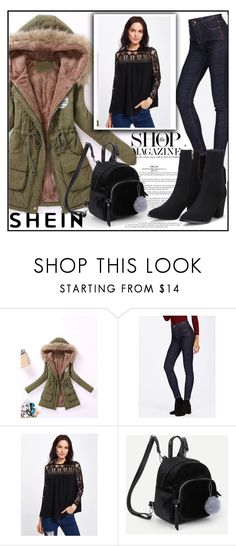 """""""Shein 7/10"""" by velidafashion ❤ liked on Polyvore"""