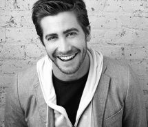Inspiring picture black and white, guy, jakegyllenhaal. Resolution: 428x516 px. Find the picture to your taste!