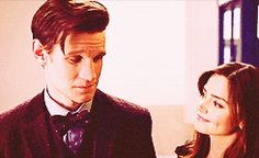 HOW CAN YOU NOT SHIP IT??? This is soooo sweet and the way they look at each other!