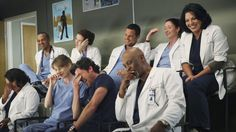 The Mentors & Mentees of Grey's Anatomy