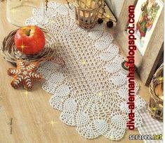 Rabarbarum: Crochet