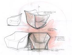 Split Chair Sketch