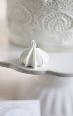 meringue.