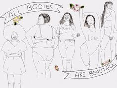 qual a diferença entre gordas e magras?