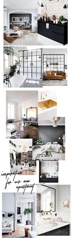 INTERIOR INSPO (small apartment living dining)