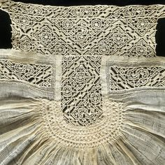Sophie Ploeg: An overview of Early Lace