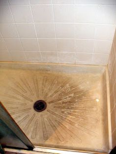 Anyone Else Out There Have Fiberglass Shower Trays In The Floor Of Their  Showers?? Shower TubShower TraysClean ...