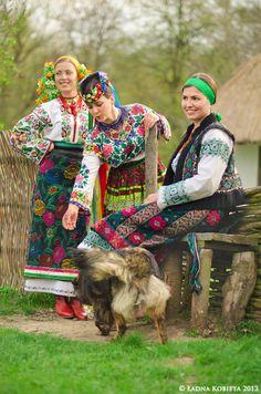 #Ukrainian #Style #Spirit of #Ukraine Vía Ladna Kobieta