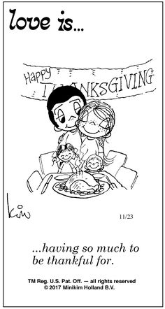 ...having so much to be thankful for.