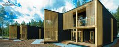 Art & Design Villas - Honkatalot.fi