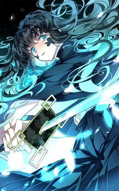 Early Dawn-[귀멸의 칼날]Gallery Community Portal-D . Otaku Anime, Manga Anime, Fanarts Anime, Anime Characters, Anime Art, Hot Anime Boy, Anime Love, Anime Guys, Demon Slayer