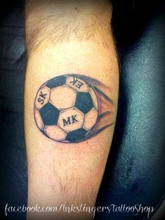 soccer tattoos More