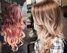 23 Best New Hairstyles for Fine Straight Hair - PoPular Haircuts haircut and color ideas for thin hair - Hair Color Ideas Hair Blond, Blond Ombre, Ombre Hair Color, Brown Hair, Blonde Balayage, Brown Blonde, Ombre Style, Ombre Brown, Bright Blonde