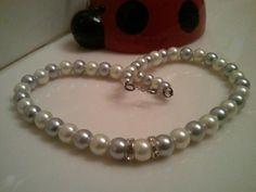 Peatl necklace