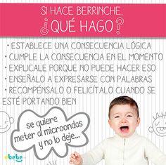 Tips que te van a ayudar con tus hijos #bebe #mama #parenting www.ebebe.mx