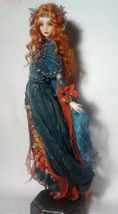 :: Crafty :: Clay :: Art Doll ::  Милана Шупа-Дуброва - by Milana Chupa-Dubrova                                                                                                                                                                                                                                                                                           2 repins