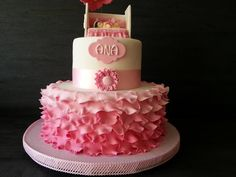 Christening cake - *