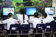 Roban al menos 33 computadoras de escuela en Cartago