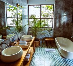 "The House. - ""worlds most beautiful homes"" - Villas for Rent in Beraw, Bali, Indonesia Spa Interior, Bathroom Interior Design, World's Most Beautiful, Beautiful Homes, Balinese Bathroom, Bali Style Home, Bali Spa, Bali Decor, Sunken Living Room"