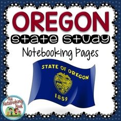 Oregon State Study Notebooking Pages includes 142 notebooking pages in all.  You will find both primary and basic-line options.  Some pages include maps and/or illustration boxes.  These notebooking pages are designed so your student can create a personalized notebook of Oregon through research and study.