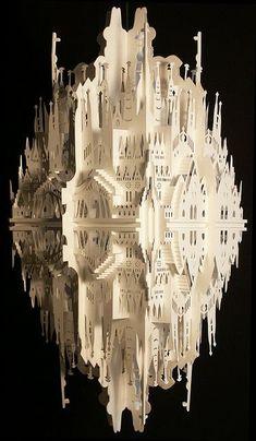 ★ Paper Sculpture Techniques & Inspiration   Video Tutorials for Beginners ★