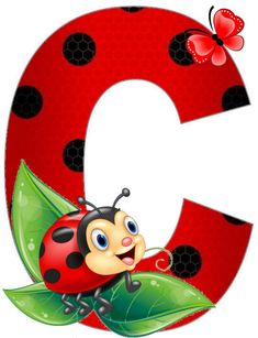 Diy Crafts Hacks, Diy And Crafts, Ladybug Crafts, School Frame, Applique Quilt Patterns, Painting For Kids, Letters And Numbers, Cartoon Art, Classroom Decor