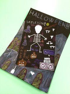 Halloween - Martina R. - 5*B